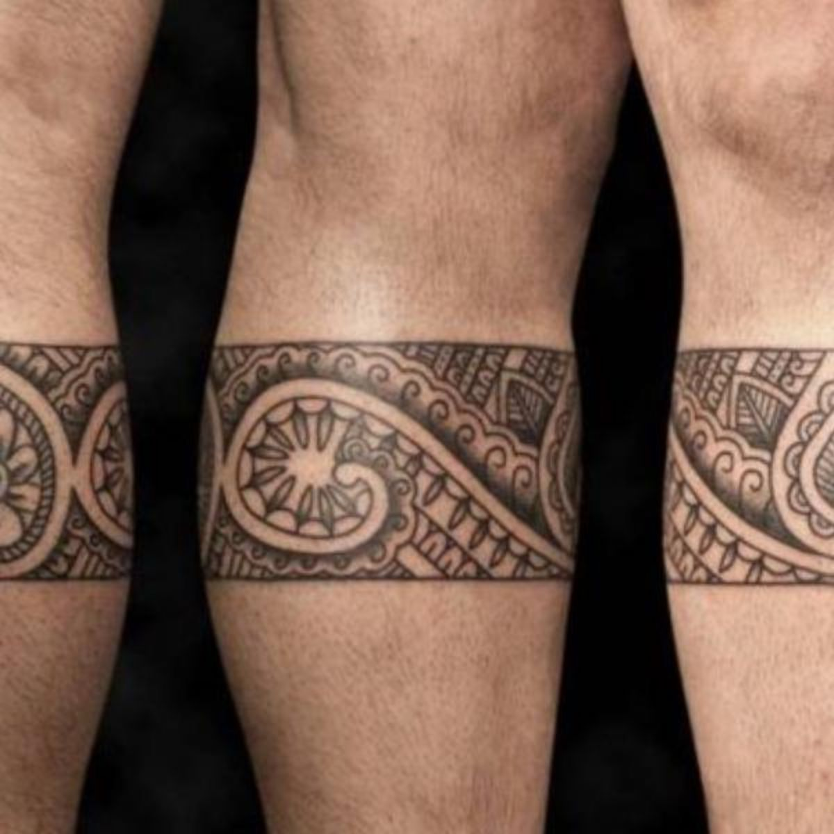 Tatuajes tribales modernos