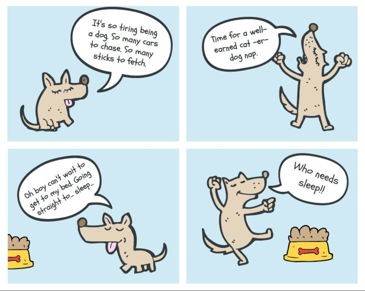 Crear cómics sin saber dibujar Canva Cómic Strip