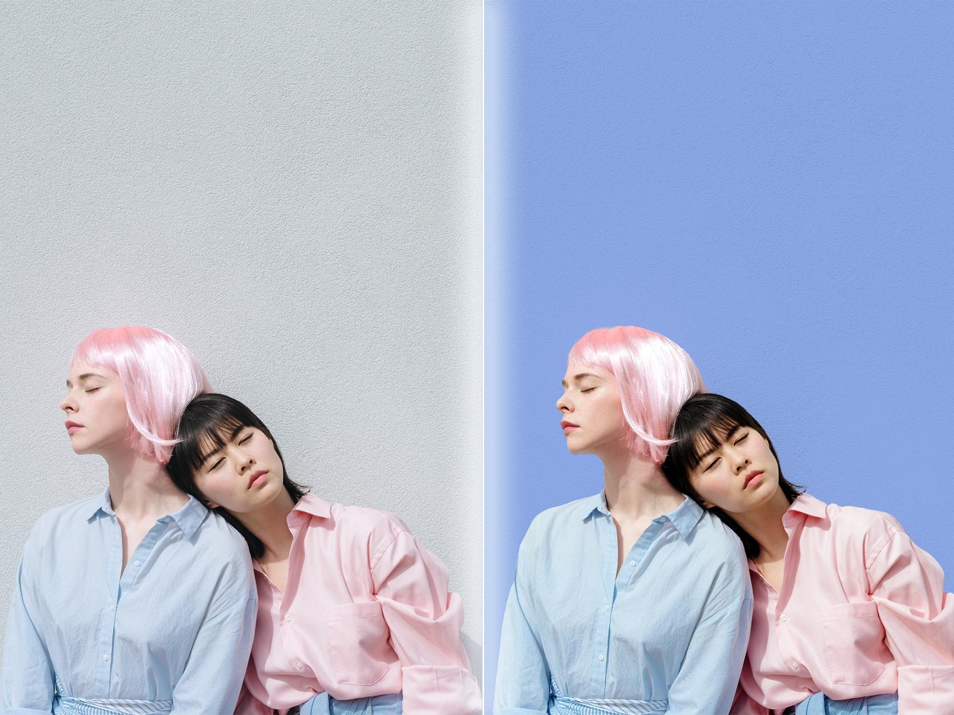 Cómo cambiar el color del fondo en photoshop