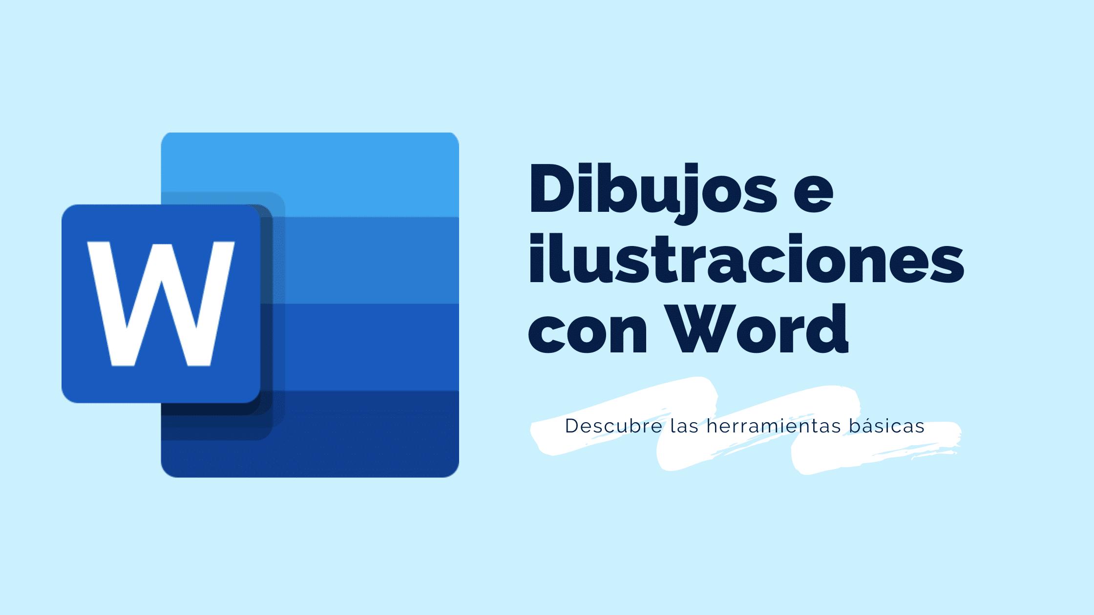 Cómo dibujar en Word