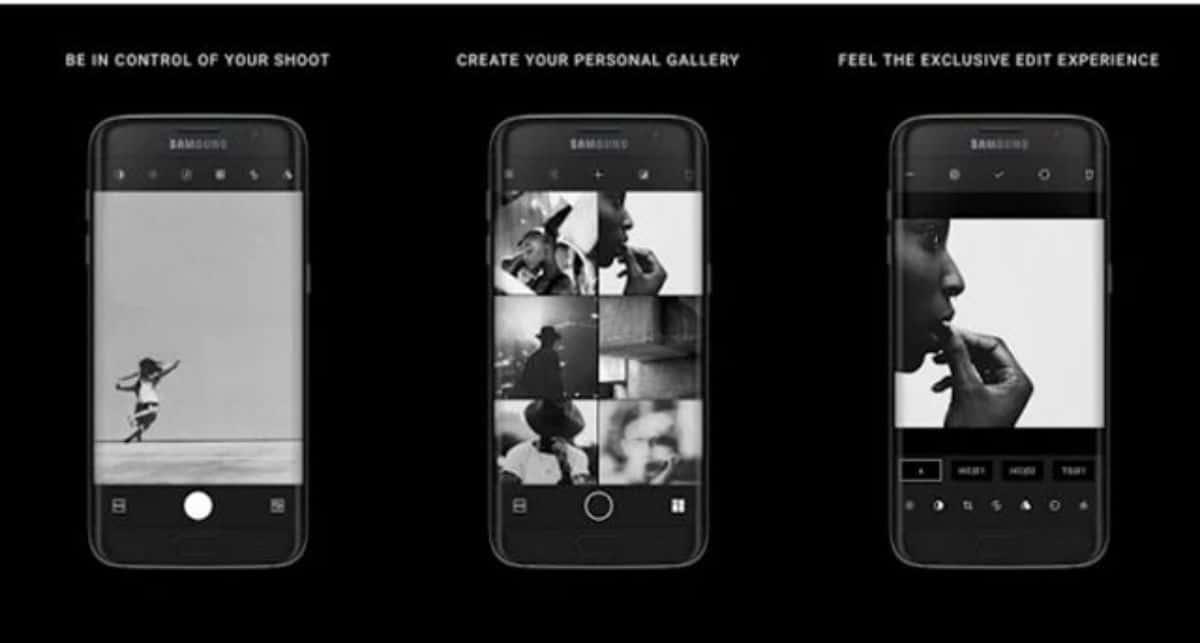 App para editar fotos: Hypocam