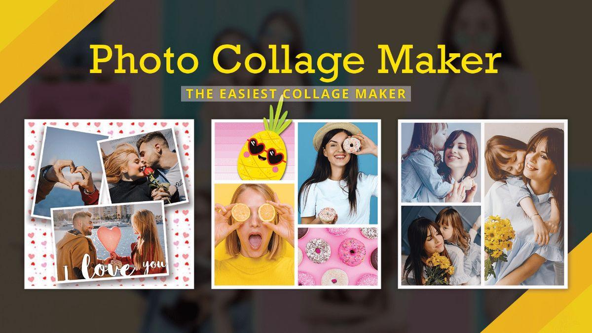 App para editar fotos: Photo collage