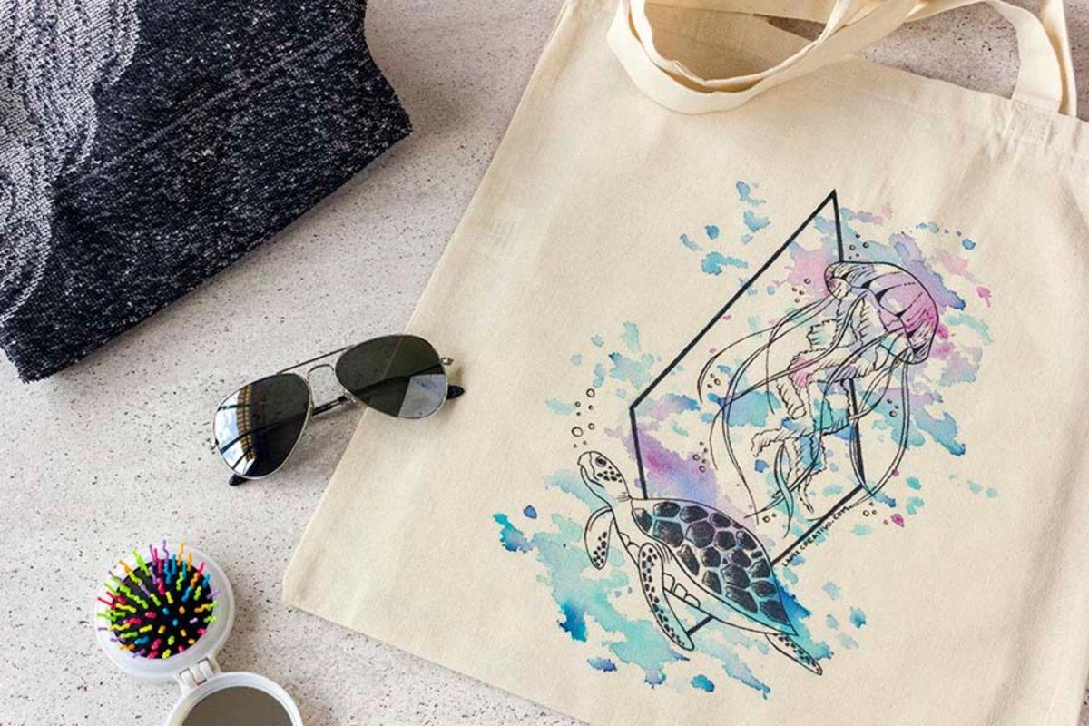 bolsas de tela personalizadas