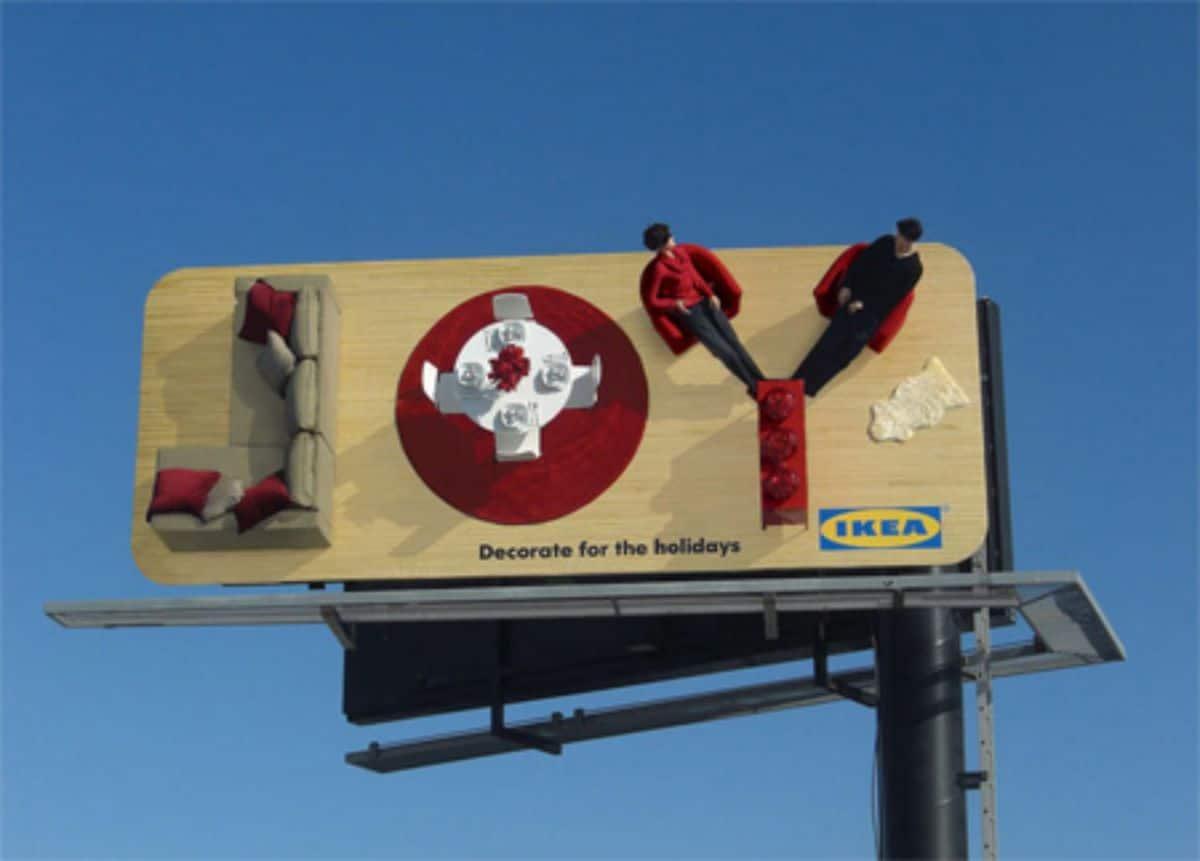 La campaña JOY de Ikea