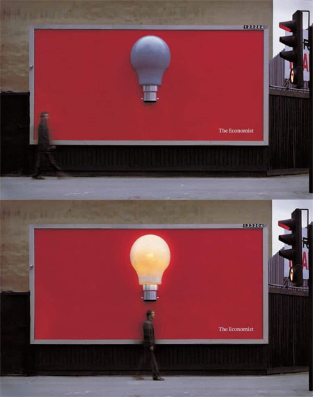 La valla publicitaria que reacciona contigo