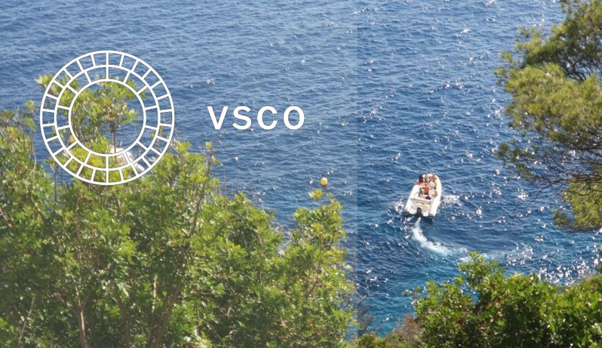Qué es VSCO