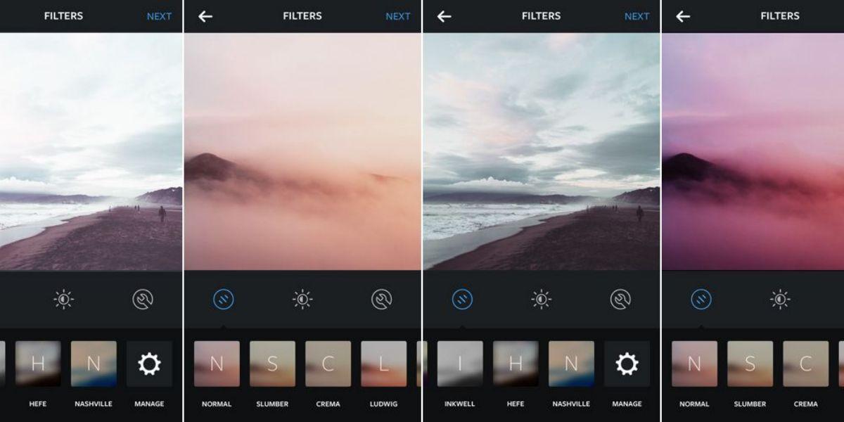 ¿Y cómo se suben los filtros que creas a Instagram?