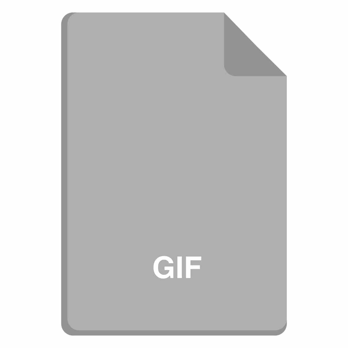 formatos de imagen GIF