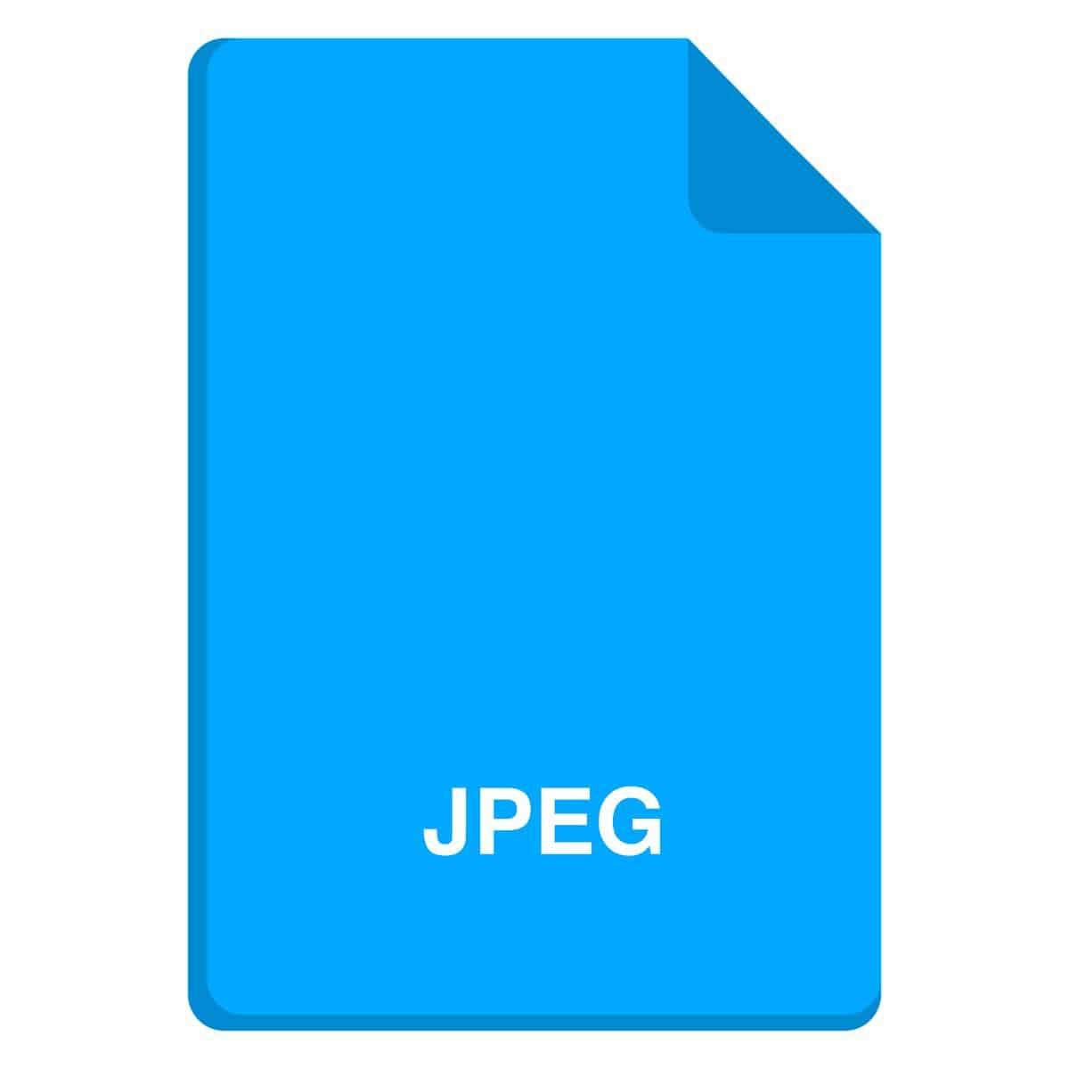 Qué es un archivo JPG