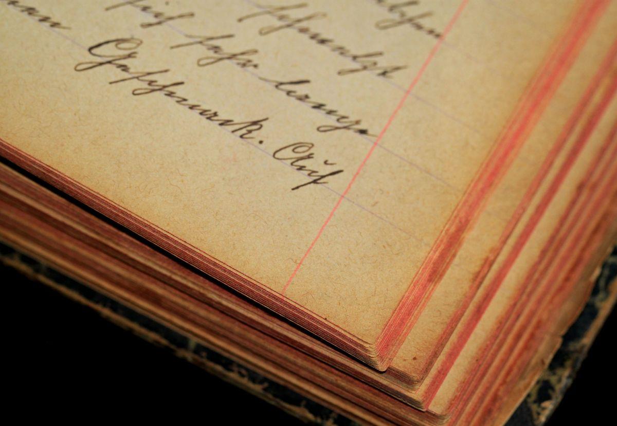 La letra cursiva: fuentes y características