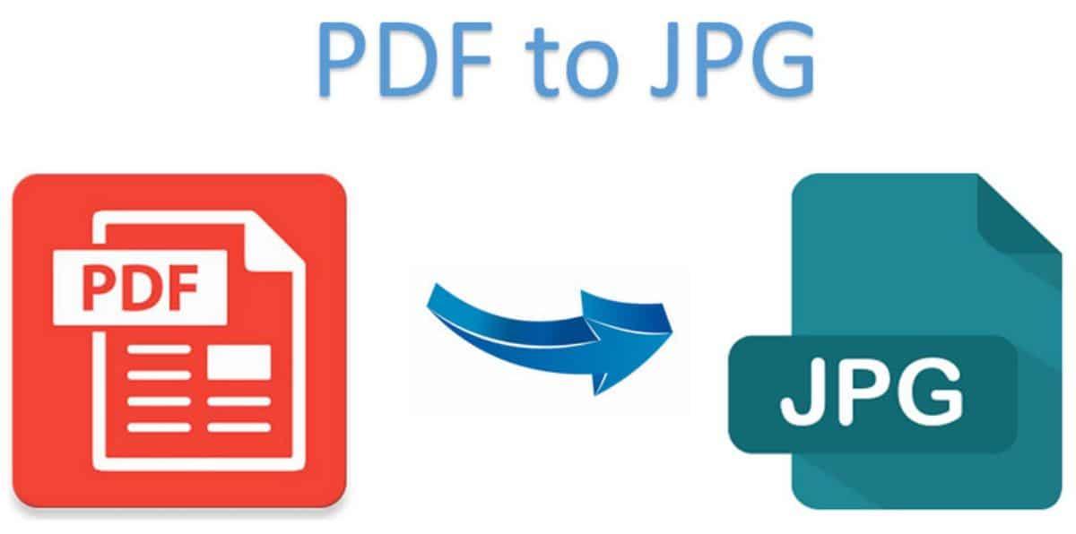 Cómo convertir un PDF en JPG