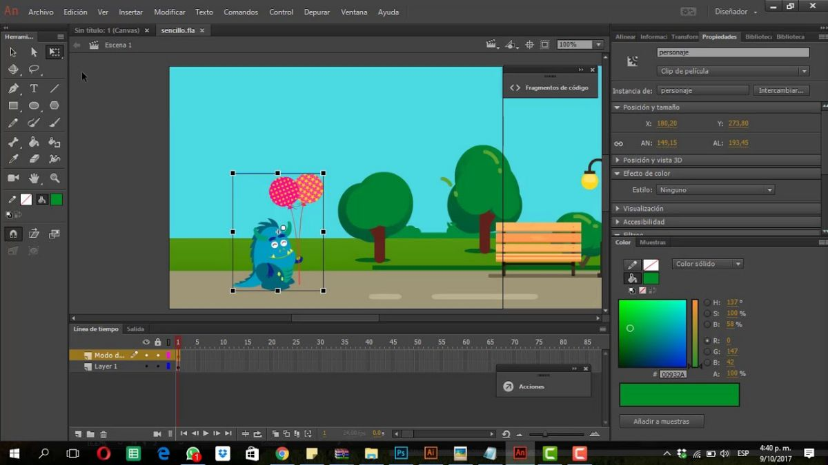Películas y series que se han hecho con Adobe Animate CC