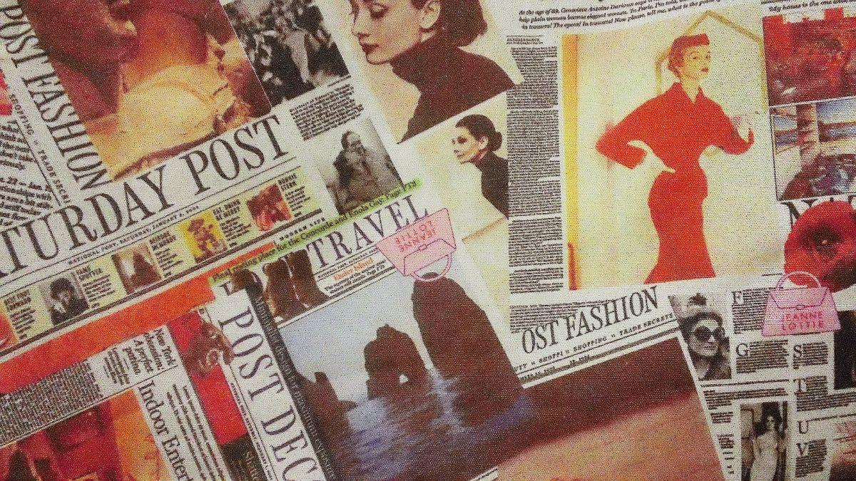 collage vintage