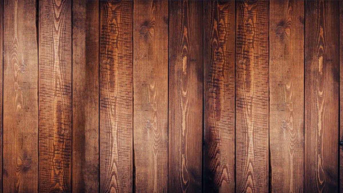 La textura de madera