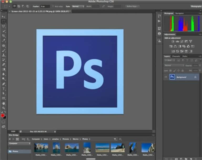 Cómo invertir colores en Photoshop