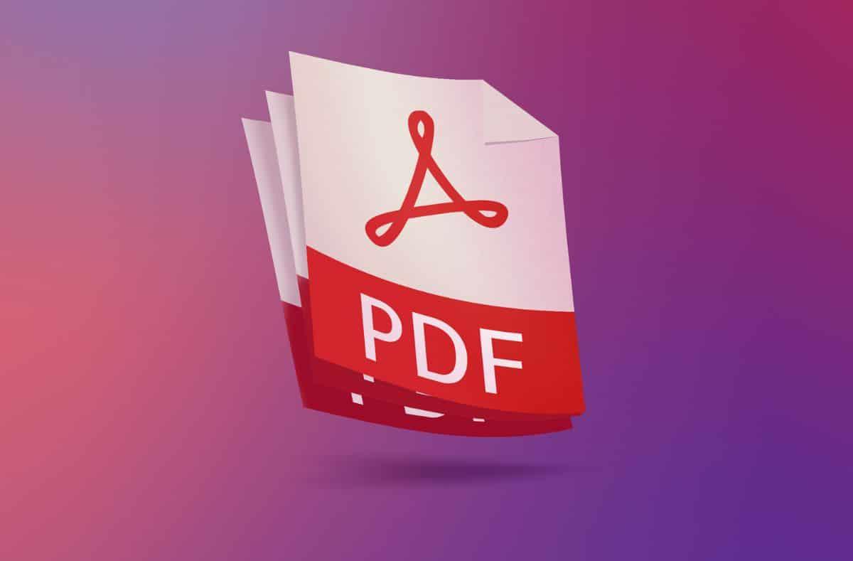 Juntar PDF, ¿para qué sirve?