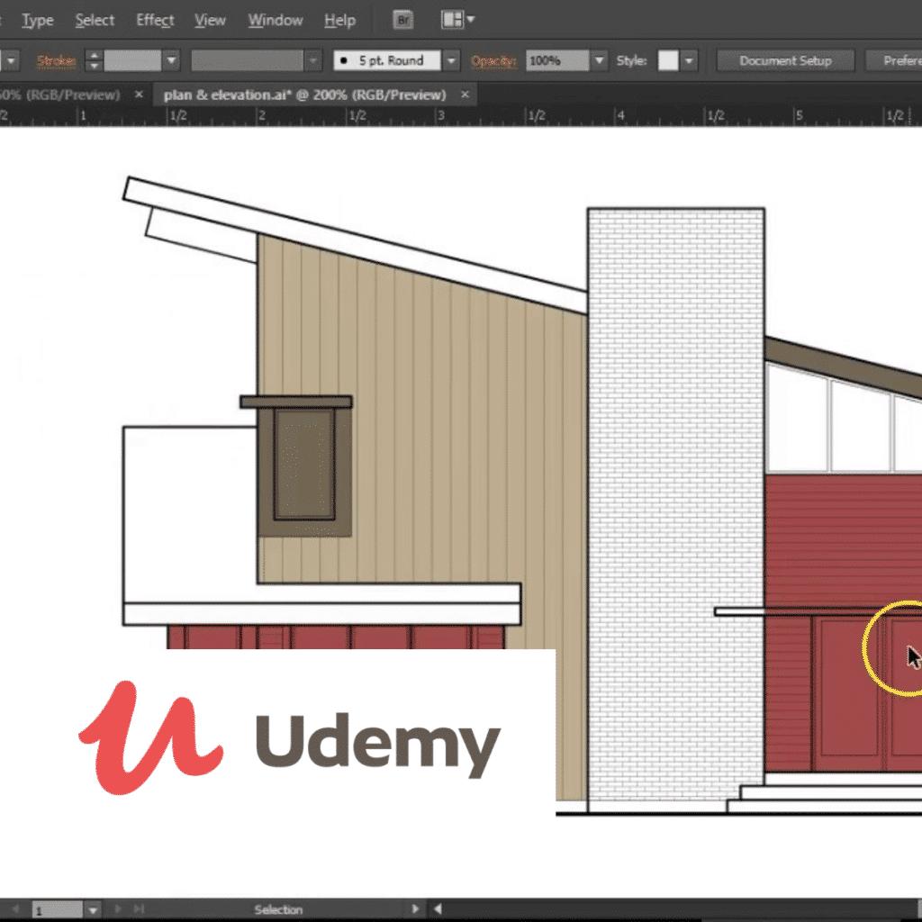 Adobe Illustrator para arquitectos