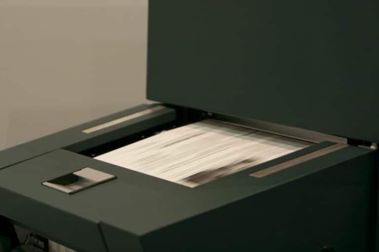 Tipos de papel para impresión
