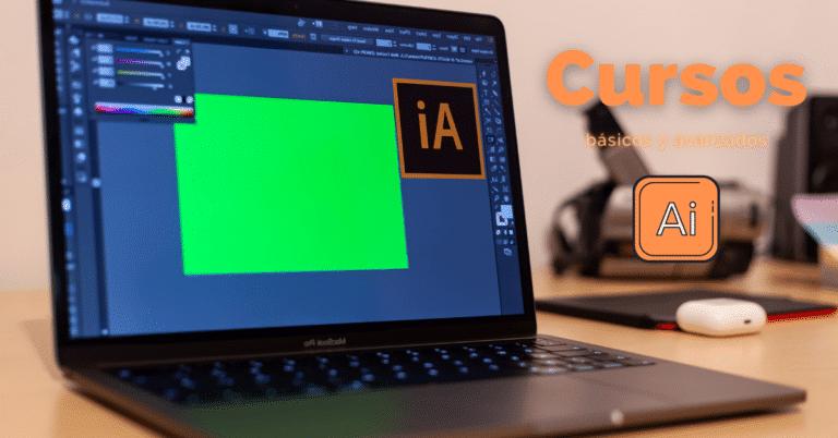 los mejores cursos de Adobe Illustrator