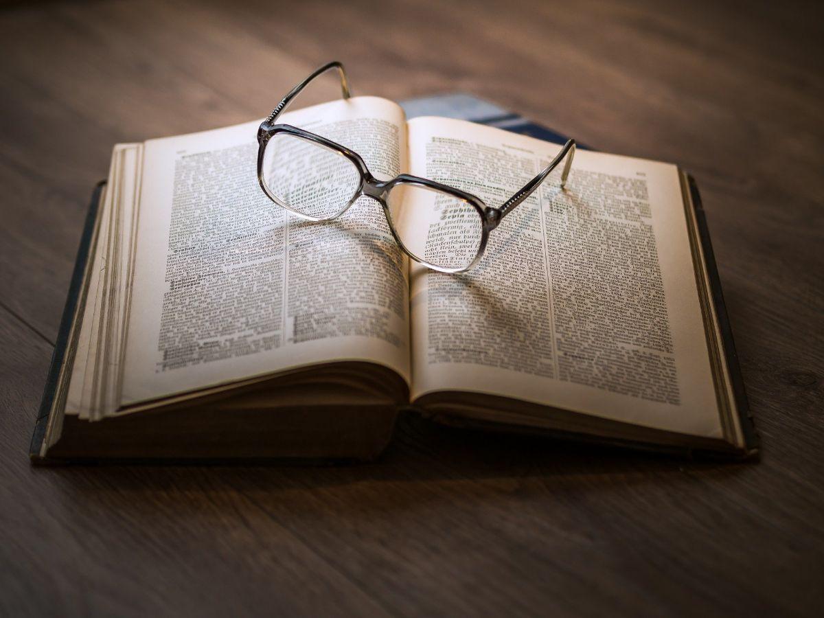 Tipos de partes de un libro