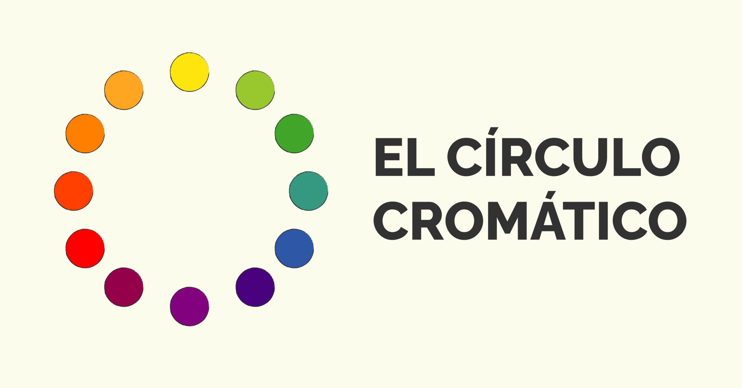 rueda de color o círculo cromático