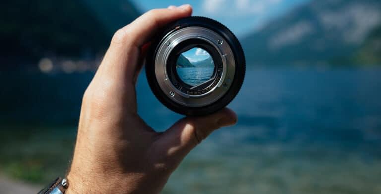 objetivo fotografia