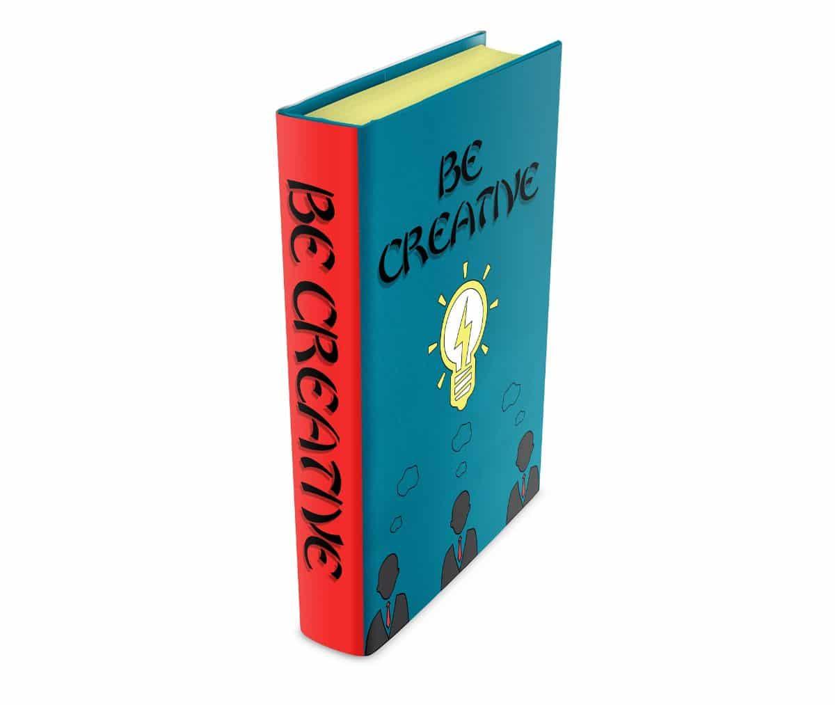 Qué es la portada de un libro