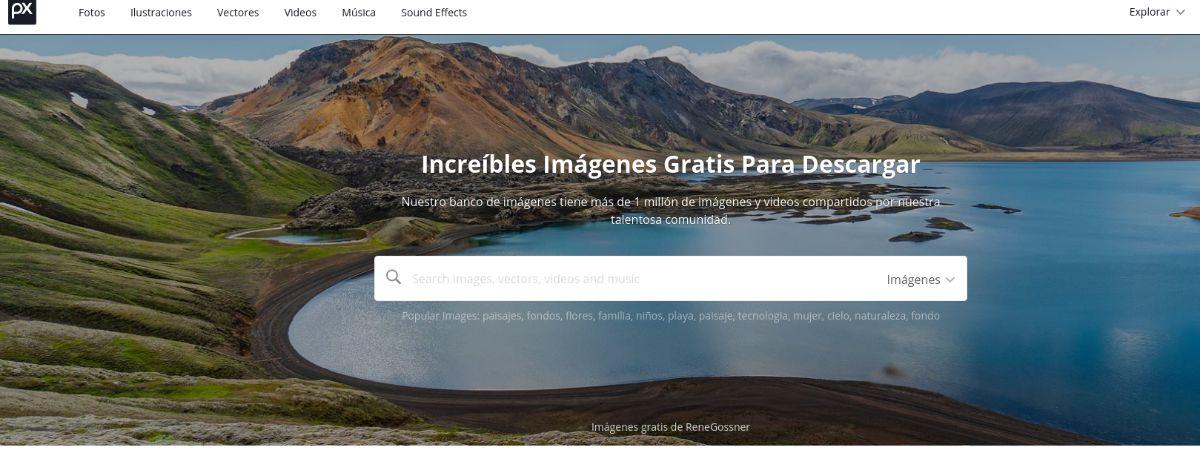Pixabay, de los bancos de imágenes gratis más conocido