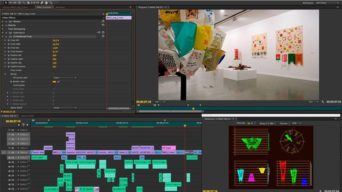 cómo hacer en After Effects un logo