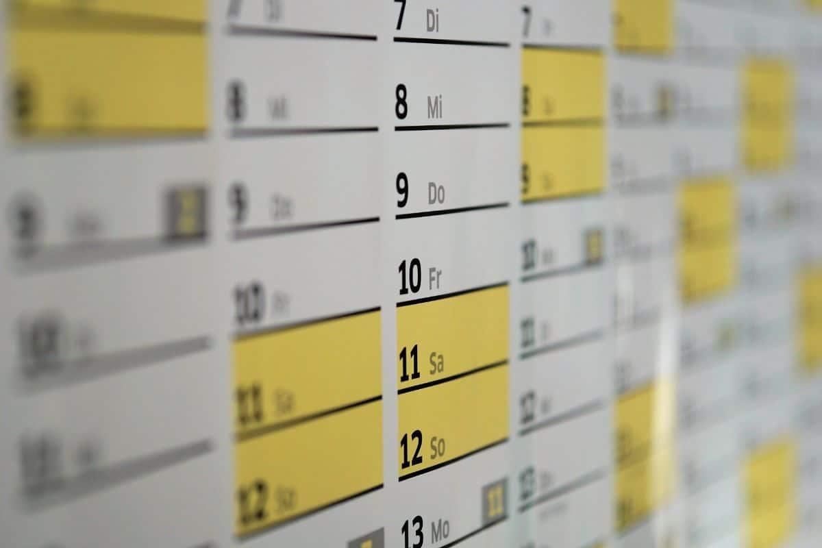 Programas para crear tus propios calendarios para imprimir
